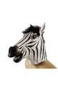 Zebra Animal Full Face Adult Costume Mask