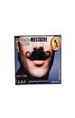 Barbershop Black Synthetic Hair Adult Costume Moustache