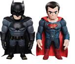 "Batman v Superman: Dawn of Justice Batman and Superman 6"" Bobblehead Artist Mix Figures"