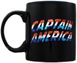 Marvel's Captain America 20oz Iridescent Shield Ceramic Mug