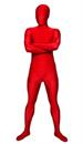 Red Morf Bodysuit Adult Costume
