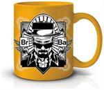 Breaking Bad Yellow Heisenberg 20oz Coffee Mug
