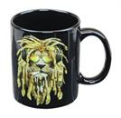 Reggae Lion 11oz Coffee Mug