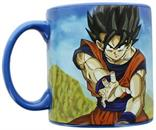 Dragon Ball Z Goku & Logo 20oz Ceramic Coffee Mug