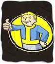 "Fallout Vault Boy 45""x60"" Fleece Throw Blanket"