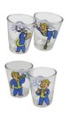 Fallout Vault Boy Shot Glass 4-Pack