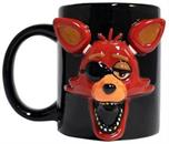 Five Nights At Freddy's Foxy 20oz Molded Relief Mug