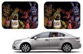 Five Nights at Freddy Side Window Auto Sunshades - 2 Pieces