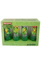 Teenage Mutant Ninja Turtle Pint Glass Set of 4