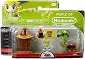 Legend of Zelda Micro Figure Playset: Link and Outset Island