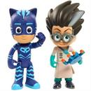 PJ Masks 2 Pack Figures: Catboy and Romeo