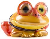 "Futurama All Hail Hypnotoad 6"" Metallic Vinyl Art Figure"