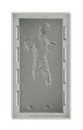 Star Wars Han Solo In Carbonite Deluxe Large Size Silicone Ice Tray