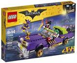 Lego The Batman Movie The Joker Notorious Lowrider Building Set 70906