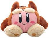 "Kirby Nintendo 6"" Animal Plush"