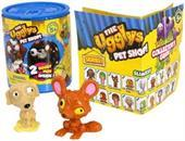 Uggly's Pet Shop Series 1 Mystery Mini Figure 2-Pack