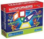 Magformers Designer 62 Piece Magnetic Set