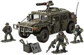 Mega Bloks Call of Duty Armored Vehicle Charge Building Set