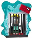 South Park Holding Cell 38-Piece Construction Set w/ Professor Chaos Butters