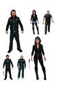 "Sons of Anarchy 6"" Action Figure Gemma Teller Morrow"