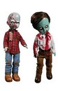 Living Dead Dolls Presents Dawn of Dead: Plaid Shirt Zombie