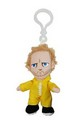 "Breaking Bad 4"" Plush Clip On Jesse In Hazmat Suit"