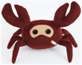 "Team Fortress 2 6.5"" Spycrab Plush: Red"