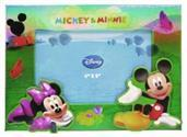 "Disney 4"" x 6"" Picture Frame: ""Mickey and Minnie"""