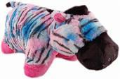 "My Pillow Pet Glow Pet 17"" Zebra"