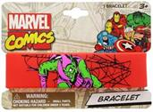 Marvel Spider-Man Printed Rubber Bracelet