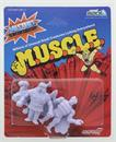 Masters of the Universe M.U.S.C.L.E. 3-Pack: Ram Man, Man-E-Faces, Buzz Off