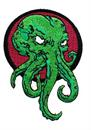 Cthulhu Iron On Patch (Horror Block Exclusive)