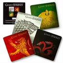 Game of Thrones Drink Coasters, Set of 4