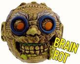 "Madballs 2"" Mini Squirter: Brain Riot"
