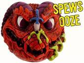 "Madballs 2"" Mini Squirter: Spews Ooze"