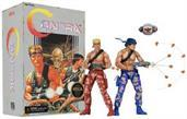 "Contra Bill and Lance Video Game Appearance 7"" Action Figure 2-Pack"
