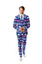 The Rudolph Men's Christmas Costume Suit