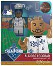 Kansas City Royals MLB OYO Sports Mini Figure: Alcides Escobar