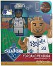 Kansas City Royals MLB OYO Sports Mini Figure: Yordano Ventura