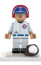 Chicago Cubs 2016 World Series Champions Joe Maddon #70 Minifigure