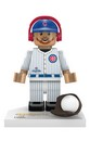 Chicago Cubs 2016 World Series Champions Ben Zobrist #18 Minifigure