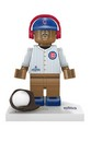 Chicago Cubs 2016 World Series Champions Clark The Mascot Minifigure