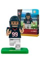 Houston Texans NFL J.J. Watt OYO Mini Figure