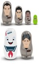 Ghostbusters 6-Piece Nesting Dolls Set