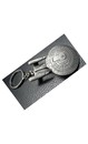 Star Trek Enterprise NCC-1701-D Key Ring
