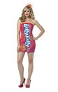 Laffy Taffy Cherry Costume Dress Adult