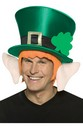 St Patrick's Day Leprechaun Top Hat With Ears