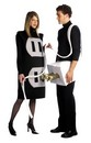 Plug and Socket Couples Costume Adult Plus