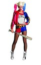 Suicide Squad Harley Quinn Inflatable Costume Bat Adult One Size