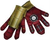 Avengers 2 Hulk Buster Costume Gloves Child One Size